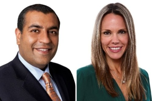 Neeraj Khemlani and Wendy McMahon Named Co-Heads of CBS News and CBS Television Stations