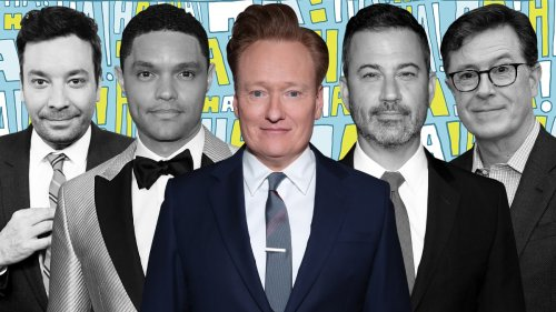 Conan O'Brien Was the Last of His Kind: An Apolitical Late-Night Host