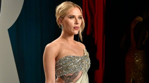 Scarlett Johansson Calls for Hollywood to 'Step Back' From the HFPA