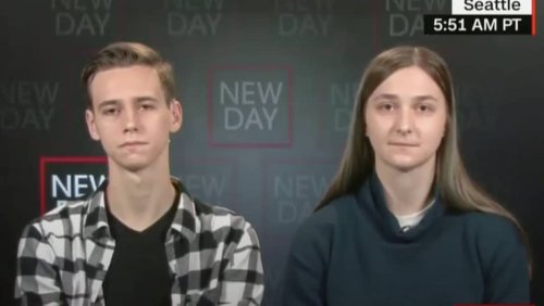 Washington State Kids Blame Dad's COVID Death on Tucker Carlson 'Misinformation About Vaccines'