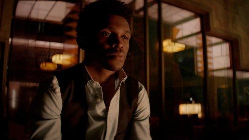 'Batwoman': Camrus Johnson Talks Diggle's Influence on Luke, What's Next for the Bat Team