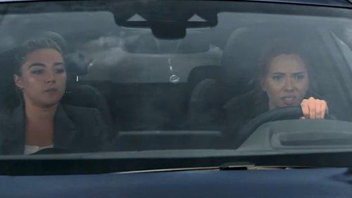 'Black Widow': Natasha Dodges Disaster in Sneak Peek (Video)