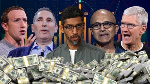 Behind Big Tech's Eye-Popping $331 Billion Quarter | Chart
