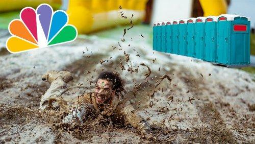NBC Sh-t Show: 'Ultimate Slip 'N Slide' Production Shut Down Over 'Explosive Diarrhea' Outbreak (Exclusive)