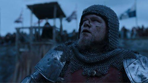 'The Last Duel' Film Review: Matt Damon's Medieval Hero Outshines Ridley Scott's Muddled Mystery