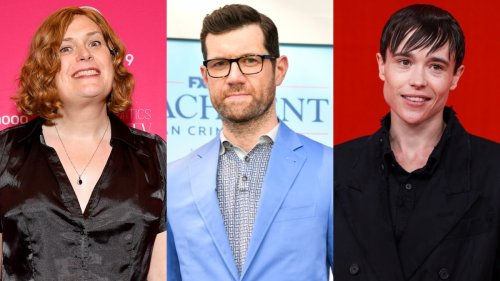 #NetflixWalkout: Lilly Wachowski, Billy Eichner, Elliot Page and More Stars Support Trans Employees' Protest
