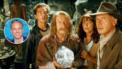 Jake Tapper Revises His Diss of Steven Spielberg's 'Worst Movie'