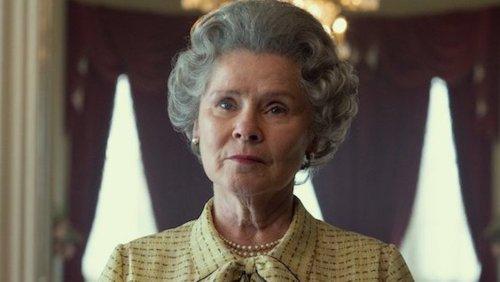'The Crown' Reveals First Look at Imelda Staunton as Queen Elizabeth II (Photo)