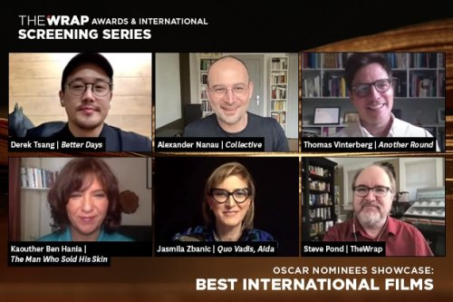 'TheWrap-Up' Podcast: Oscar Nominees for Best International Feature