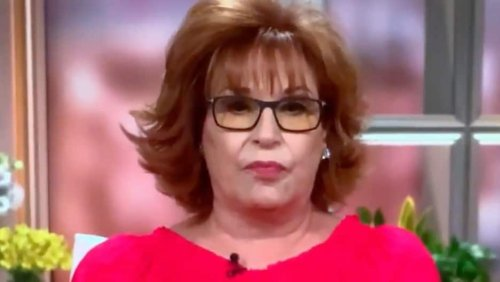 'The View': Joy Behar Calls Liz Cheney 'Joan of Arc' of GOP, 'Cannot Fathom' Why Anyone's Still Republican (Video)