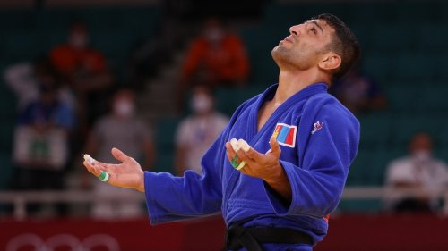 Iranian Refugee Saeid Mollaei Thanks Israel After Silver Medal Win