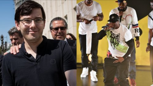 US Sells Sole Copy of Wu-Tang Clan Album Handed Over by Convicted 'Pharma Bro' Martin Shkreli