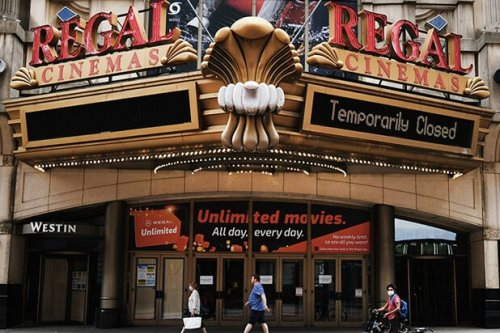 Regal Owner Cineworld Reaches Theatrical Window Agreement With Universal