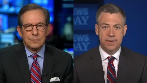 Chris Wallace to Indiana Republican: Is Liz Cheney Ouster About Not Being 'Loyal to Trump'?