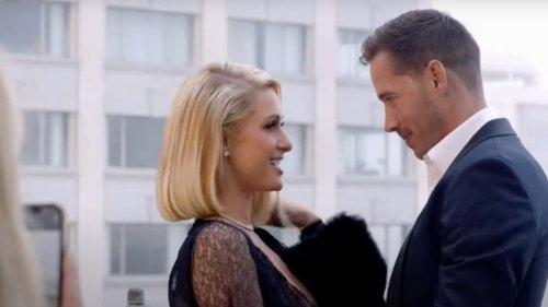 Paris Hilton Dazzles the McDonald's Drive-Through in Peacock's 'Paris in Love' Trailer (Video)