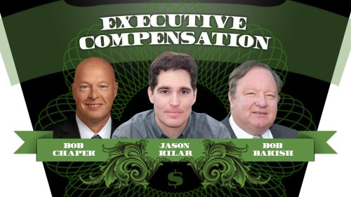 Executive Pay 2021: COVID Hammered Hollywood's Bottom Line – But Not CEOs' Wallets