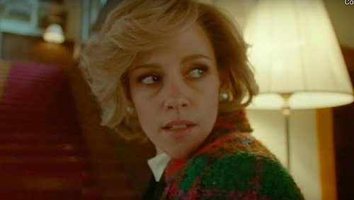 Kristen Stewart's Princess Diana Asks 'Will They Kill Me?' in New 'Spencer' Trailer (Video)