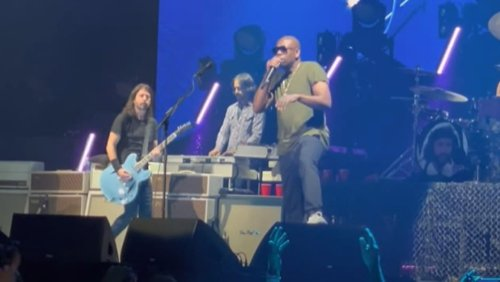 Dave Chappelle Rocks Out With The Foo Fighters, Covers Radiohead's 'Creep' (Video)
