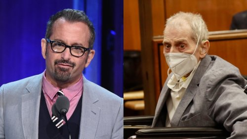 'The Jinx' Director Andrew Jarecki Applauds Robert Durst's Murder Conviction