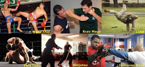 11 Different Types of Martial Arts