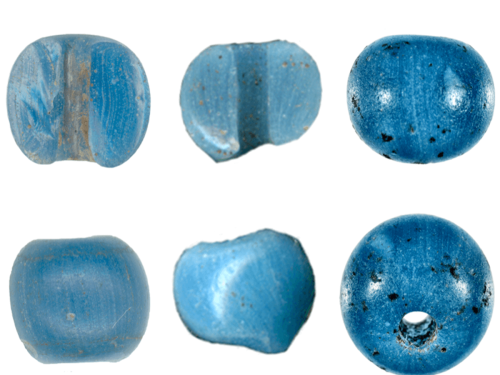 Venetian blue beads uncovered in Alaska might have been there before Columbus