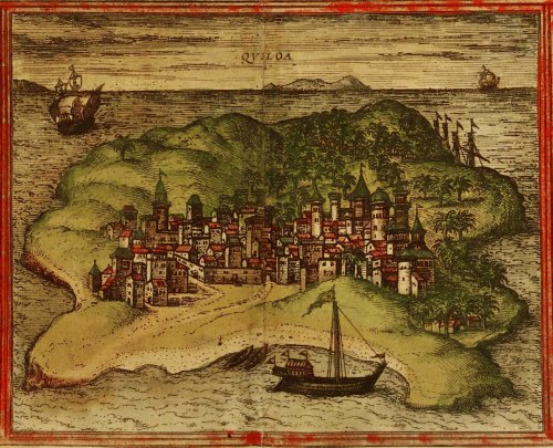 Kilwa, the city-state that controlled medieval gold trade in Eastern Africa