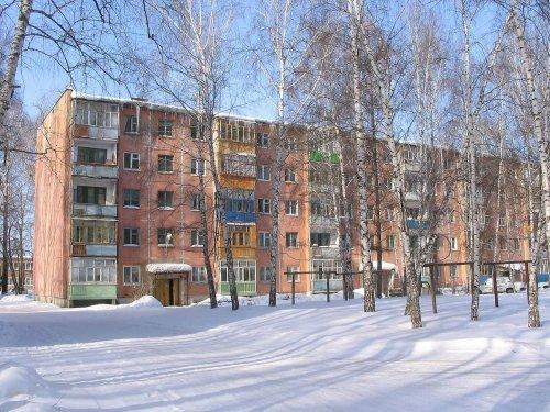 "Soviet Architecture: concrete panel and brick ""Khrushchyovkas"""