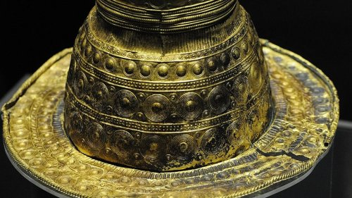 Golden hats: Europe's mysterious Bronze Age artifacts