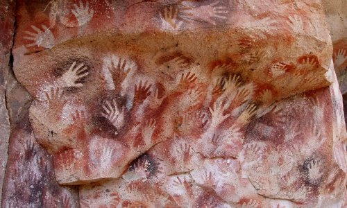 Were prehistoric cave artists stoned?