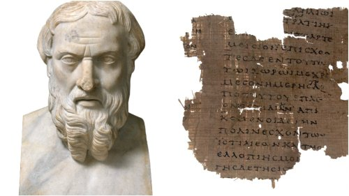 """Herodotus, so-called """"father of history,"""" provided a false account of 5th-century B.C. battle"""