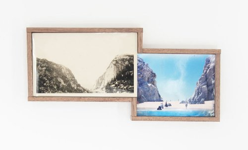 Fictionalized Landscapes Created From Strangers' Old Photographs by j.frede