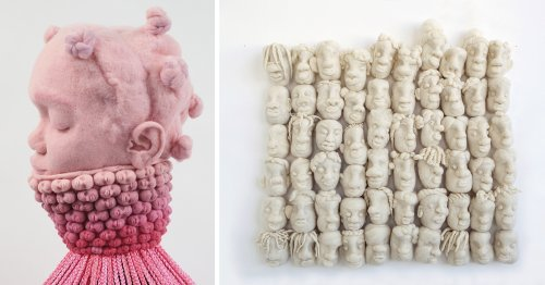 Figurative Wool Sculptures by Nastassja Swift Explore the Memories and Narratives of Blackness