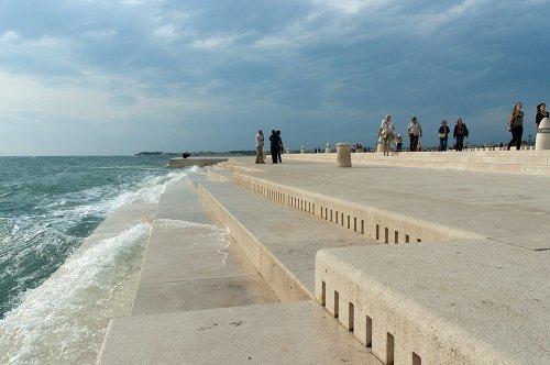 "The ""Sea Organ"" Makes Perpetual Music with Ocean Waves"