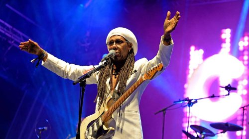 Nile Rodgers Re-elected Chairman Of The Songwriters Hall Of Fame - Dig!