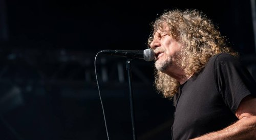 Robert Plant Reveals He Turned To Music During Lockdown - Dig!