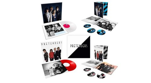 Pretenders Announce Deluxe Editions Of First Two Albums - Dig!
