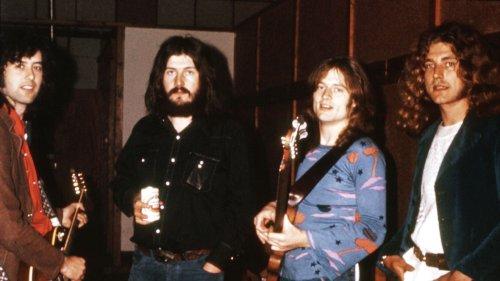 Photographer Ross Halfin Led Zeppelin Art Book Set For Publication