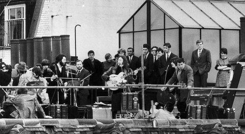 The Beatles: Get Back To Debut On Disney+ In November - Dig!