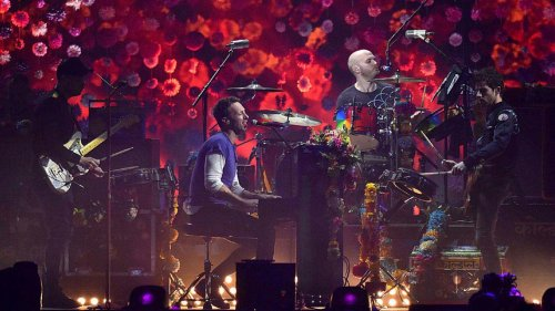 Listen To Coldplay's Epic New, 10-minute Track, Coloratura