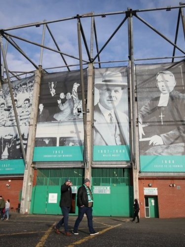 Celtic fans react to Rangers attendance wind-up