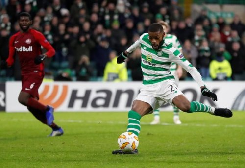 Celtic: Fans left furious as Olivier Ntcham image emerges