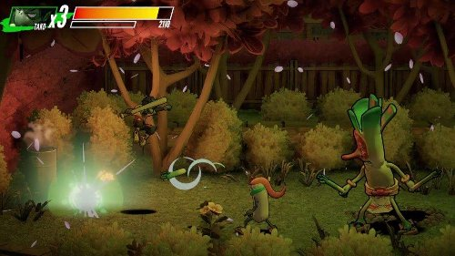 El beat 'em up Itadaki Smash llegará el 21 de mayo a PS4 y PS5