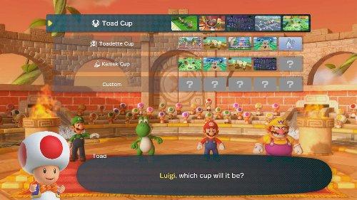 Super Mario Party recibe modo multijugador online