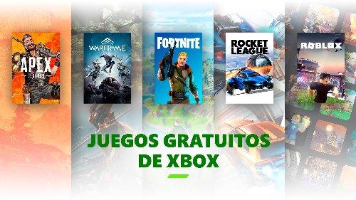 Xbox y juegos free-to-play: adiós a Gold para el multijugador