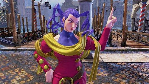 Rose llega a la quinta temporada de Street Fighter V