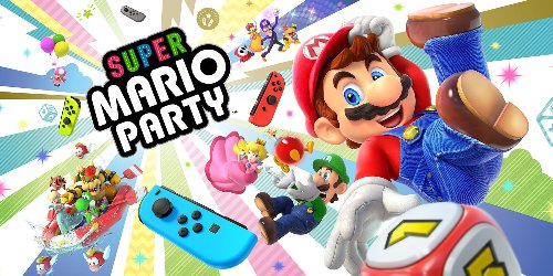 Super Mario Party recibe el modo online