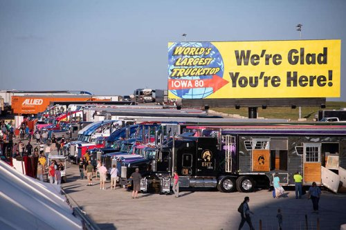 """""""Trucker's Disneyland"""" Is the Pit Stop to End All Pit Stops"""
