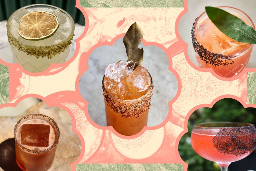 Up Your Salt Game With These Clever Cocktail Rim Blends