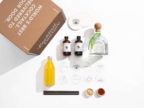 Patrón Has Margarita Kits It'll Send Right to Your Door