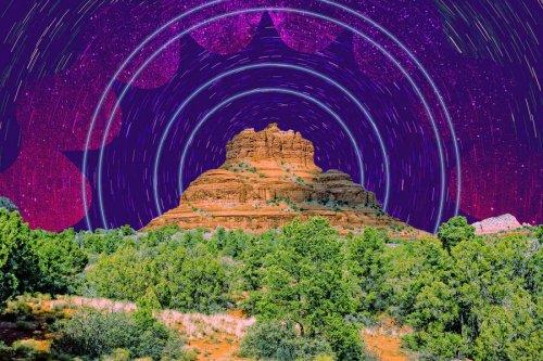 Arizona's Trippiest Desert Is One Huge Psychic Vortex (Supposedly)